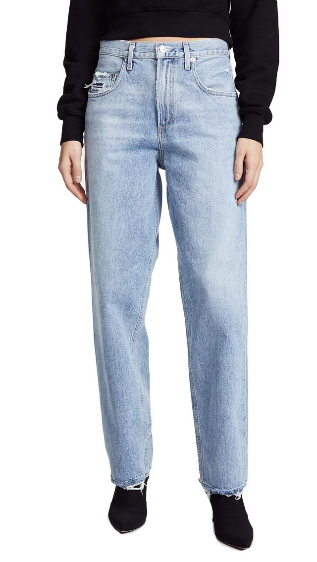 The Baggy Jeans