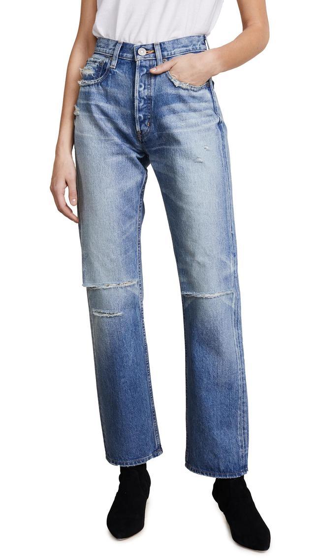 MV Olin Wide Leg Jeans