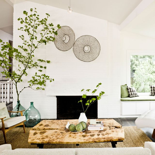These Zen Living Rooms Are the Blissful Escape We All Need Right Now