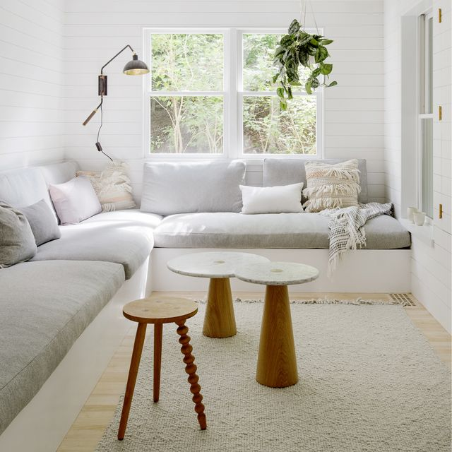 We Dare You to Find Better Small, Round Coffee Tables Than These