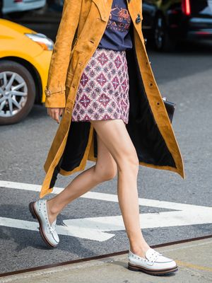 This Spring Shoe Trend Is the Perfect Amount of Extra