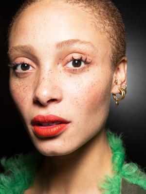 ICYMI: Lip Powder Is the New Matte Lipstick