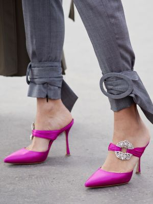 The Cool-Girl Versions of Your Favourite Shoe Styles