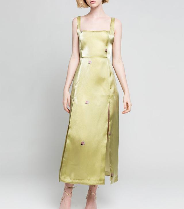 Elliette Gemma Midi Dress