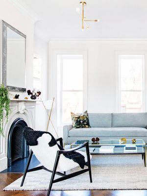 7 Blue Living Rooms That'll Inspire You to Embrace Color