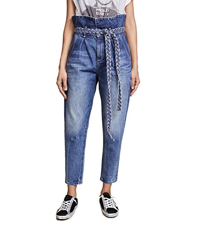 Morenia Paperbag Jeans