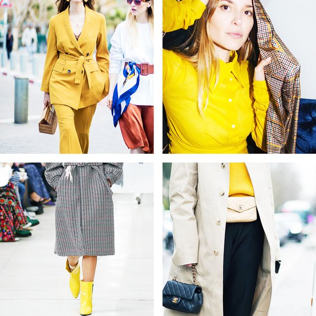 Generation Z Yellow