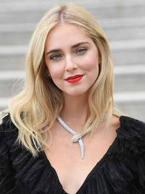 Chiara Ferragni Shares the First Photo of Her New Baby Boy