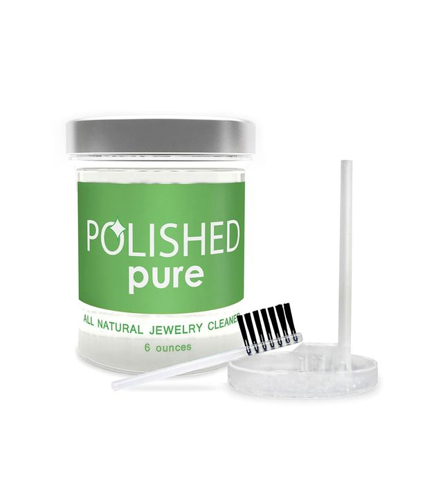 Polished All-Natural Jewelry Cleaner Kit
