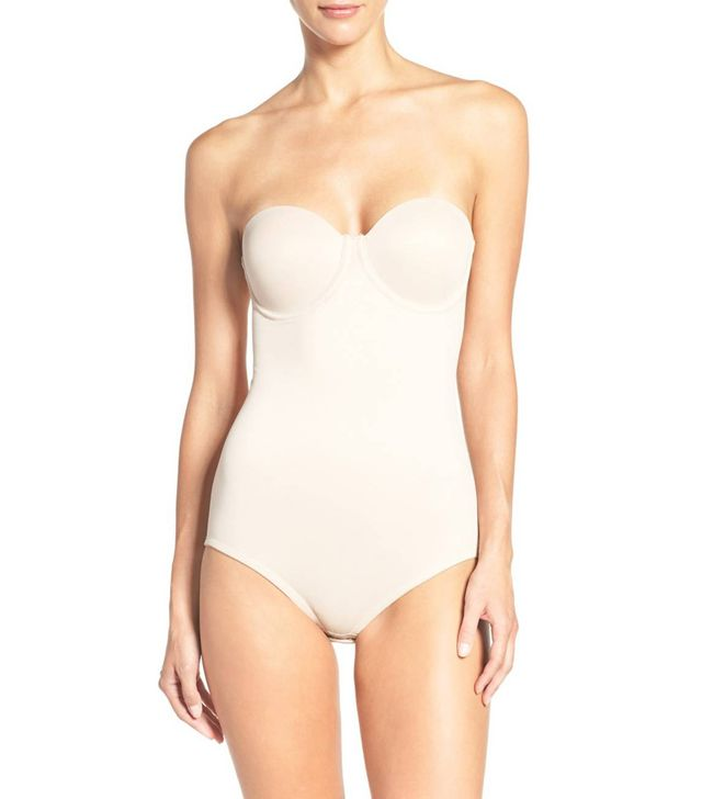 Women's Tc Strapless Shaper Bodysuit