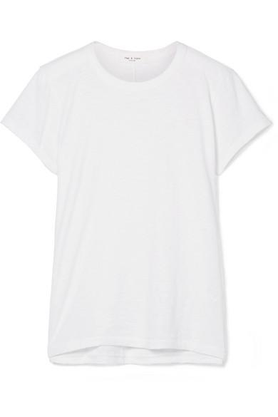 The Tee Slub Cotton-jersey T-shirt