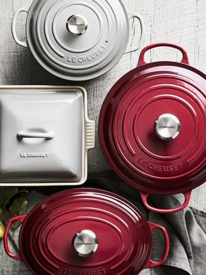 Not a Drill: This Website Is Selling Le Creuset for $50