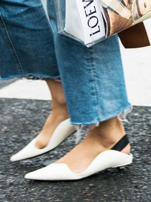 If You're a Minimalist at Heart, May We Suggest These Shoes