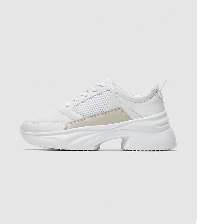 Zara Chunky Sole Sneakers