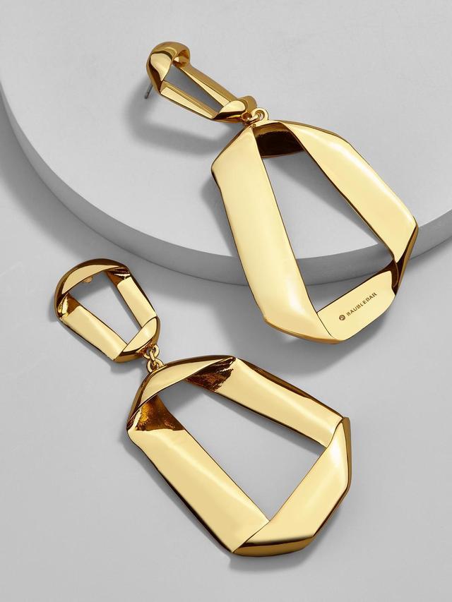 Narina Hoop Earrings