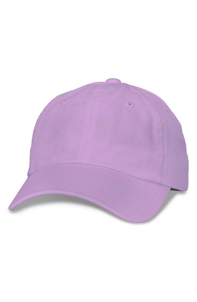 Washed Cotton Baseball Cap - Black