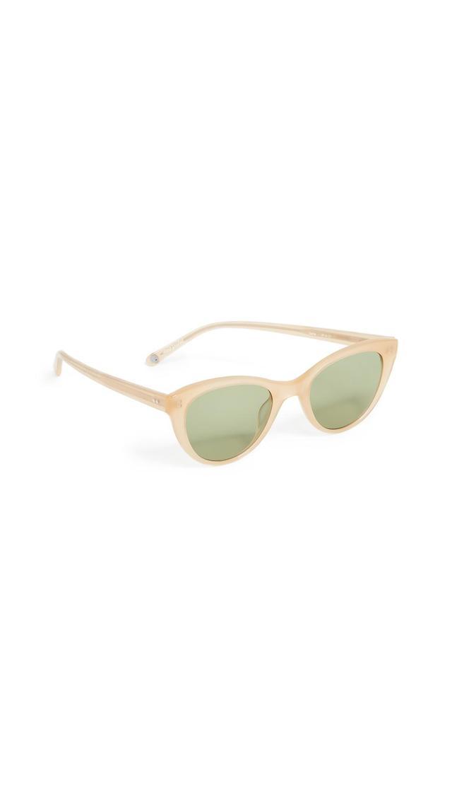 x Clare V. 47 Sunglasses