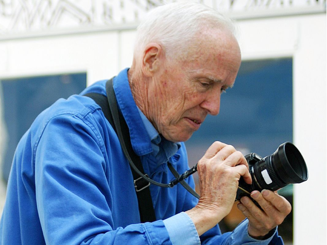 Photographer of which no one knew