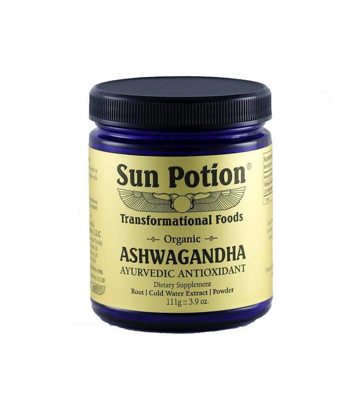 Ashwagandha Root Powder by Sun Potion