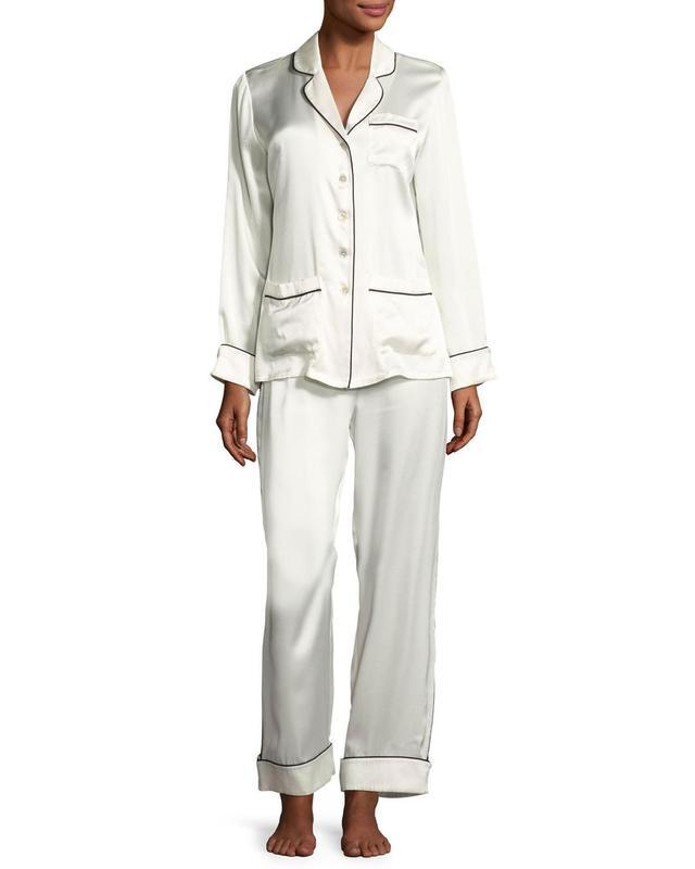 Coco Silk Pajama Set