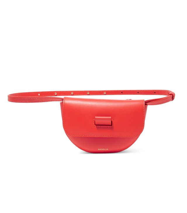 Anna Leather Belt Bag