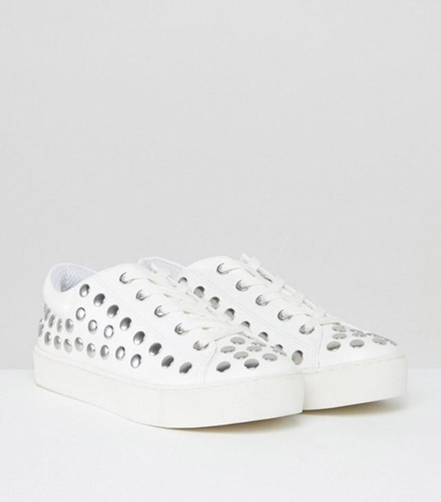 Stud Detail Sneaker