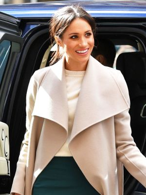 If You Work in a Conservative Office, Copy This Meghan Markle Outfit
