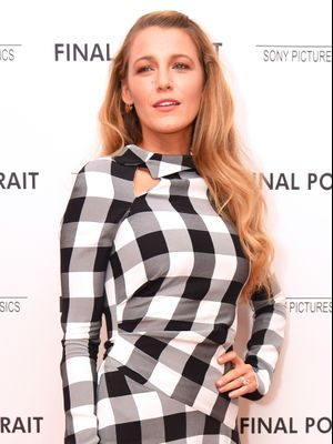 Blake Lively Is Making Bubble Shoes a Thing