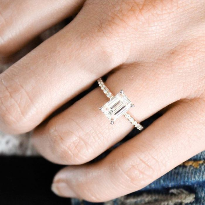 The Biggest Engagement Ring Trends From The Past 10 Years Who