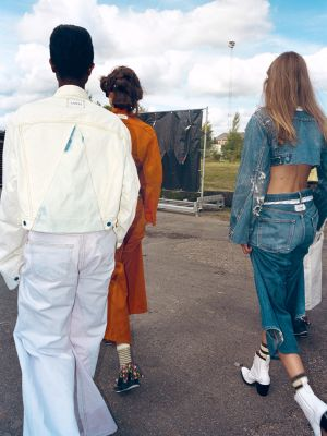 Danish Denim: The Only Jeans We Want to Wear This Spring