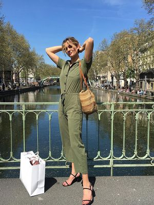 No Jokes, This Perfect French Jumpsuit Will Sell Out Today