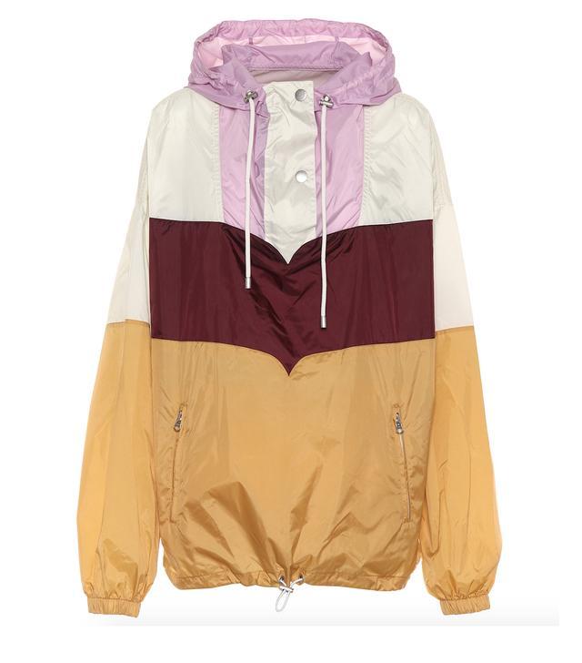Cyriel striped jacket