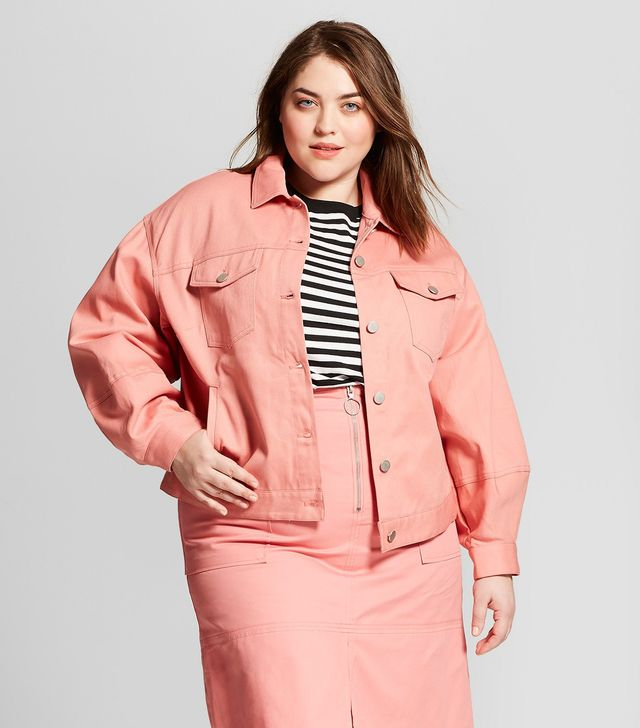 Who What Wear Puff Sleeve Jacket