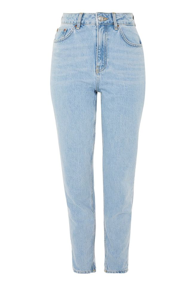 MOTO Bleach Mom Jeans