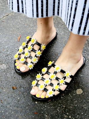 If You Hate Wearing Sandals in the City, This One's for You