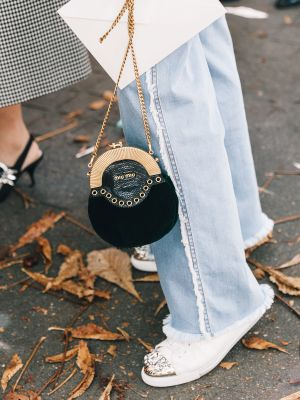 Embellished Sneakers: Honestly, I'm on the Fence