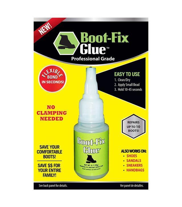 Repair Shoe Soles Super Glue