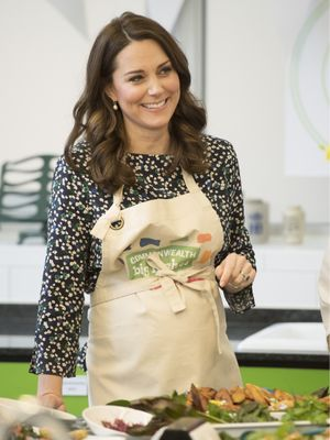 Kate Middleton Loves Cooking This at Home With George and Charlotte