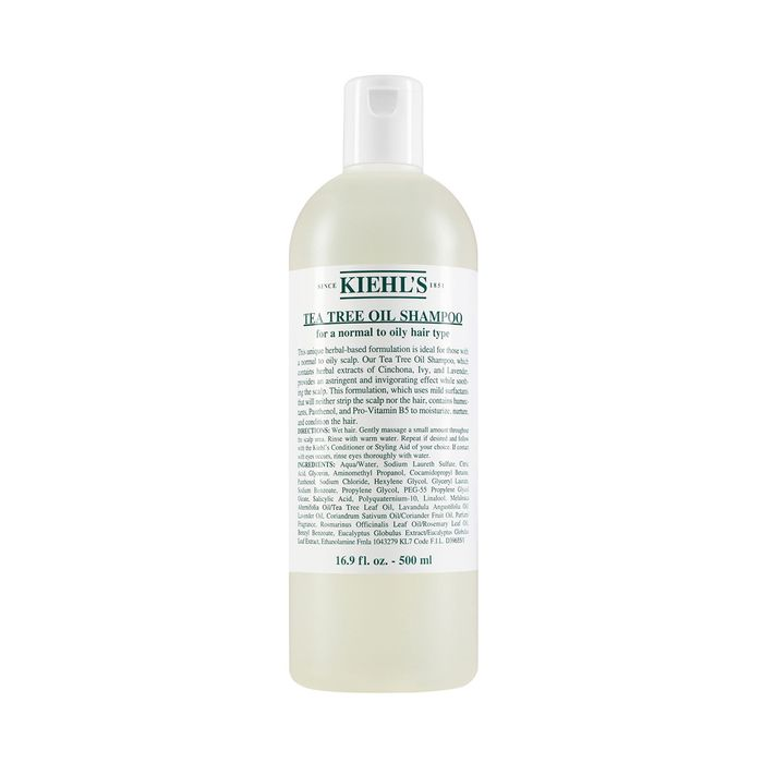 Tea Tree Oil Shampoo by Kiehl's