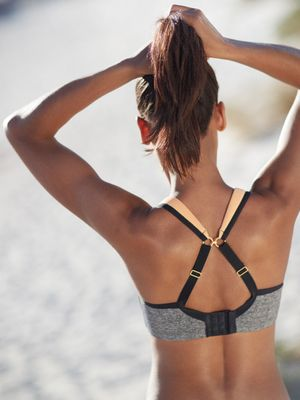 "Here's What I Really Think About the ""Best"" Sports Bras for Busty Women"