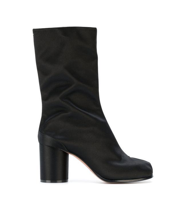 Tabi Mid-Calf Boots