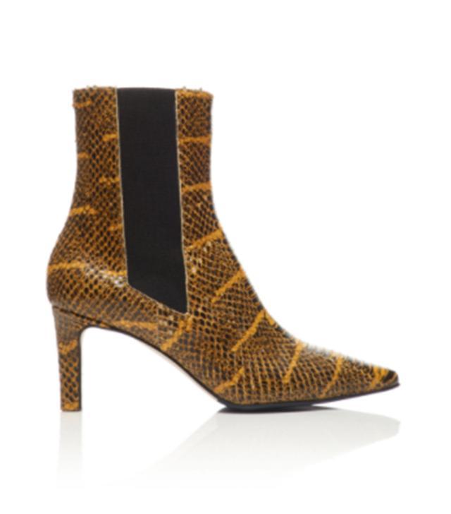 Leila Snake Boot