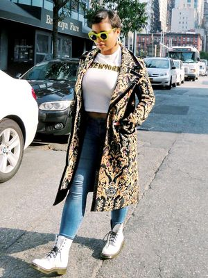 The #1 Denim Outfit for Autumn (No Matter Your Body Type)
