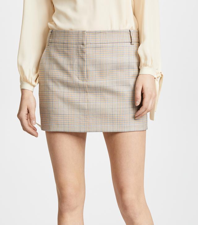 Trouser Miniskirt
