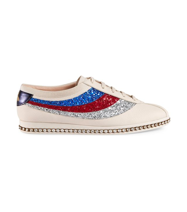 Falacer Sneaker With Glitter Sylvie Web