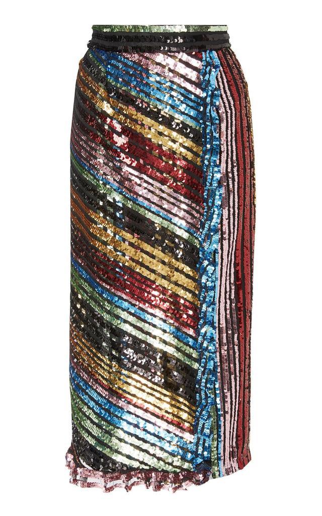 Rola Midi Pencil Skirt