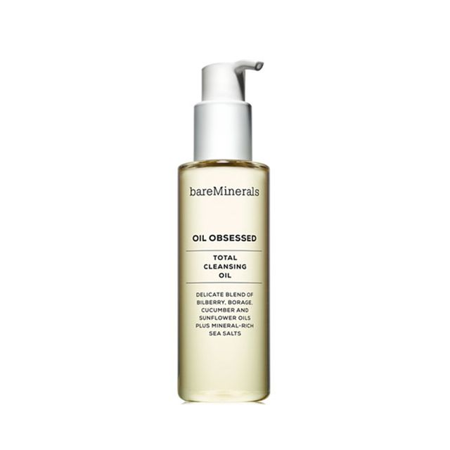 BareMinerals Oil Obsessed Total Cleansing Oil