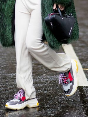 The Unsuspecting Inspiration Behind Balenciaga's Cult Sneakers