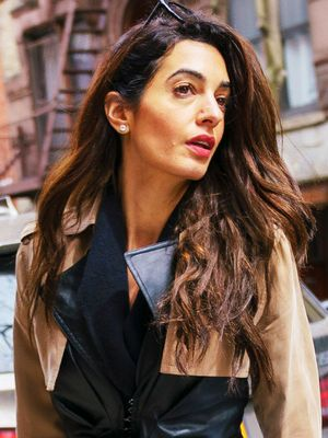 Amal Clooney Made This Closet Staple Look 10 Times Cooler