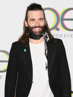 Queer Eye's Jonathan Received the Most Iconic Birthday Quilt From His Mom